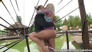 Rocco's Perfect Slaves, Scene #01