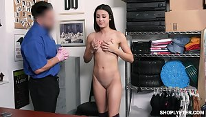 Kylie Rocket finds herself needing to have sexual intercourse to stay out of trouble