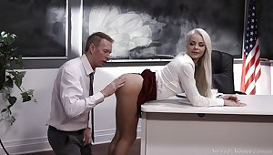Elsa Jean - Pupil Bodies Hot Teen Sex